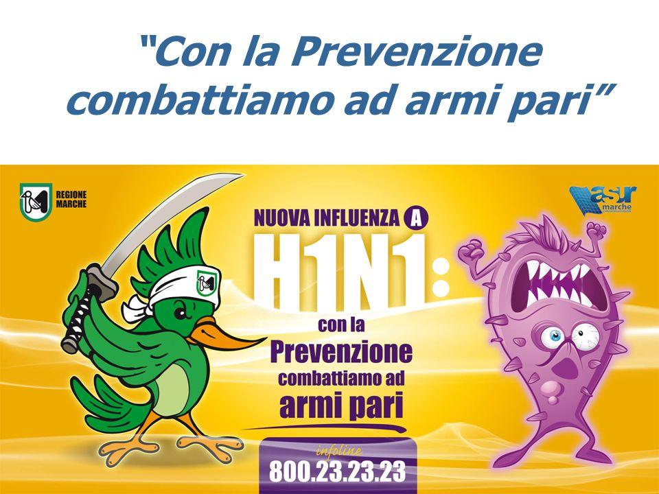 Con la Prevenzione combattiamo ad armi pari
