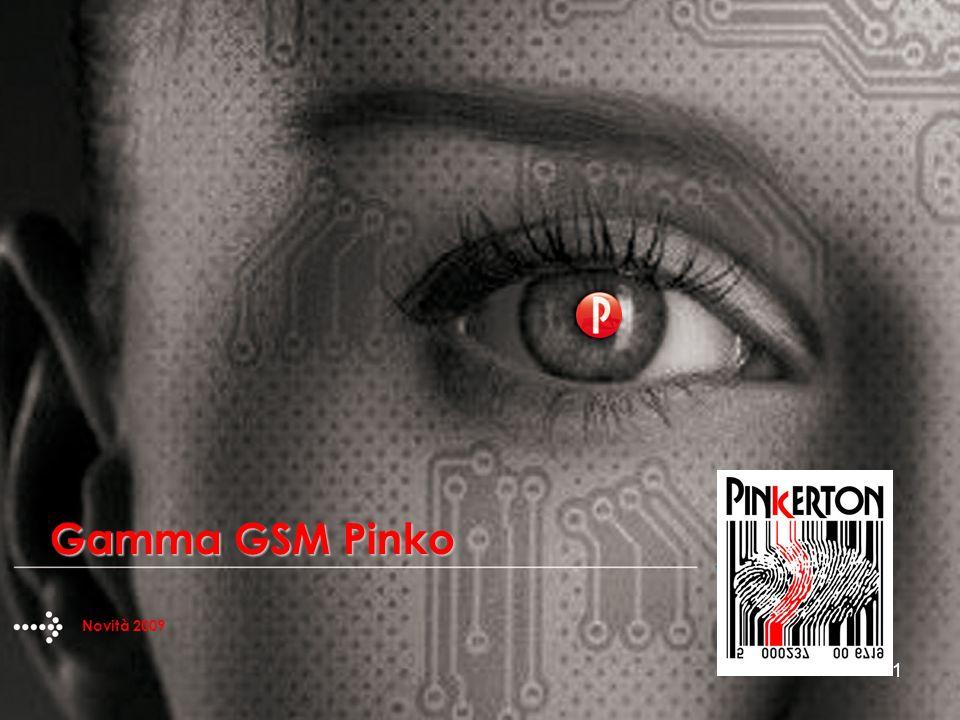 1 Gamma GSM Pinko Novità 2009