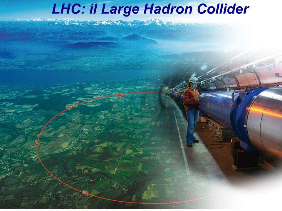LHC: il Large Hadron Collider