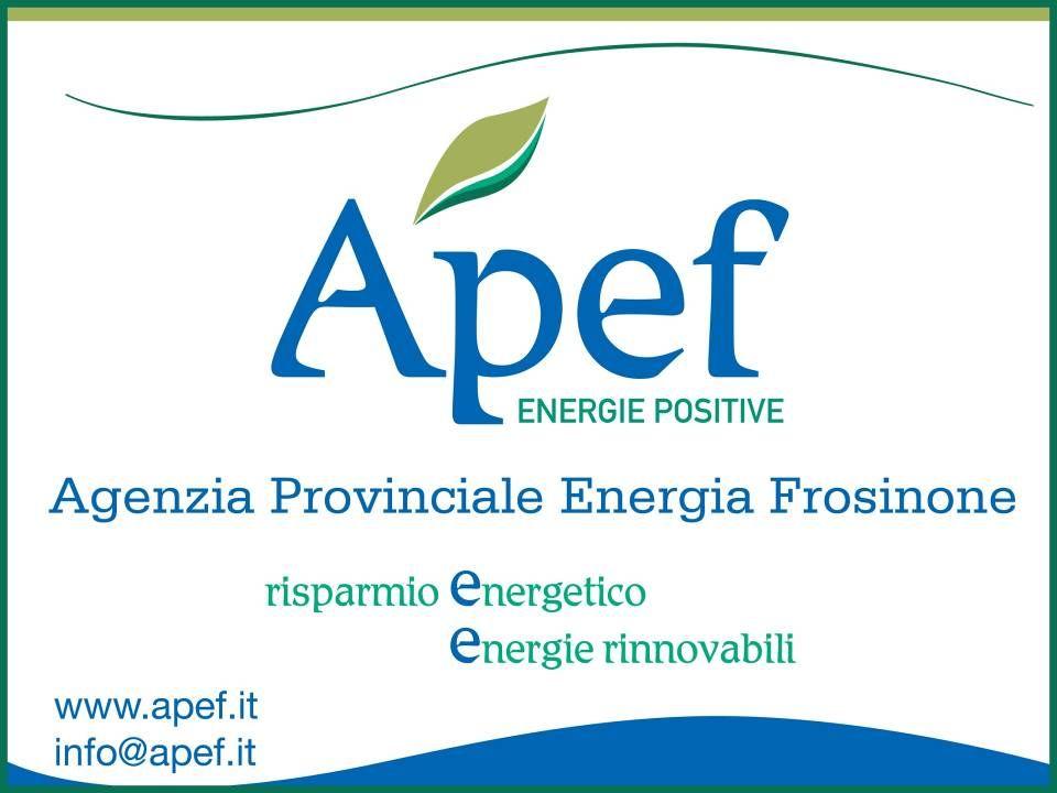 Gli impianti fotovoltaici della Provincia di Frosinone Istituto Professionale Industria e Artigianato A.