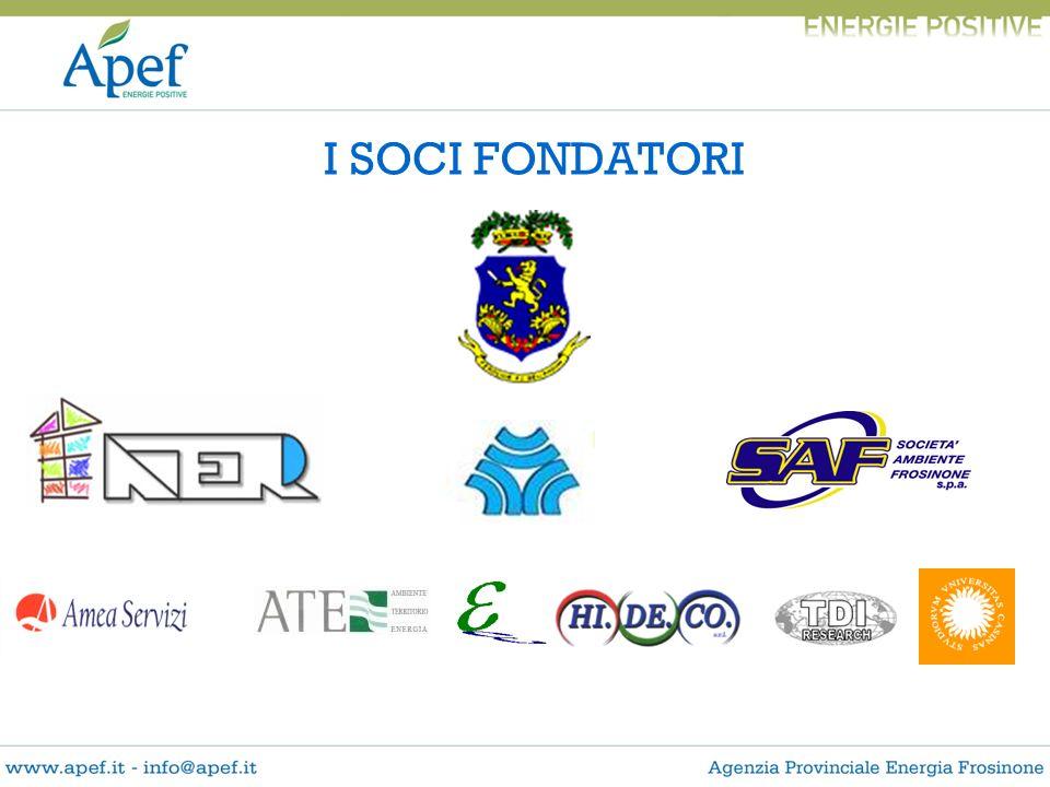 OBIETTIVI (1) Nellambito del Programma I.E.E.gli obiettivi affidati ad A.P.E.F.