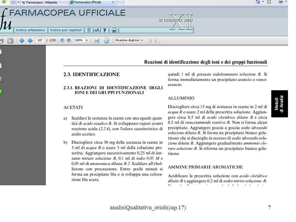 7analisiQualitativa_orioli(cap.17)
