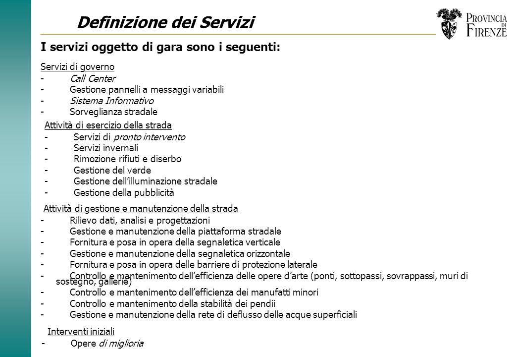 Principi generali della documentazione tecnica Global Service Sistemi di controllo dei risultati Sistemi di controllo dei risultati Criteri di valutaz