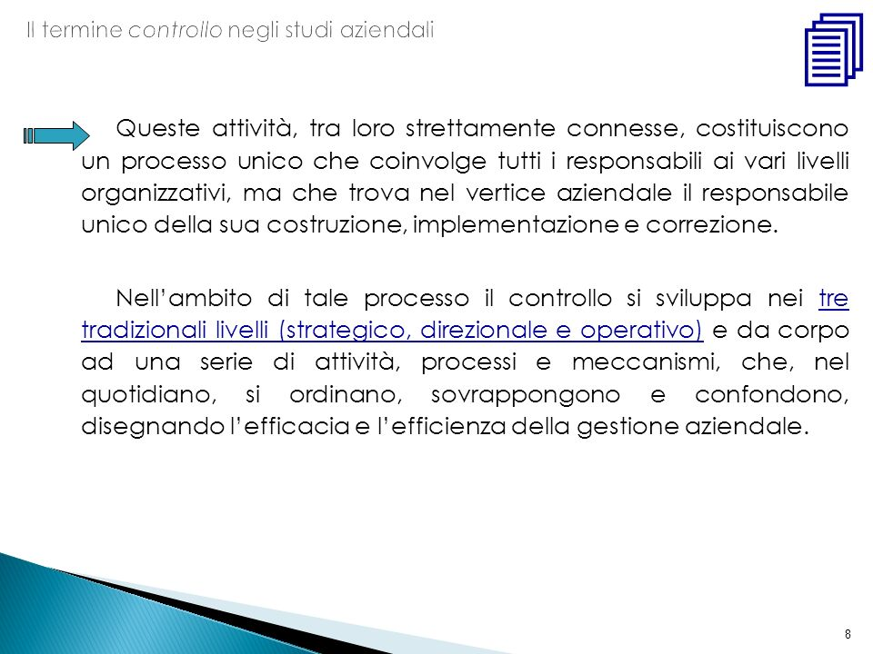 39 CEO (Chief Executive Officer) Si identifica nellamministratore delegato.
