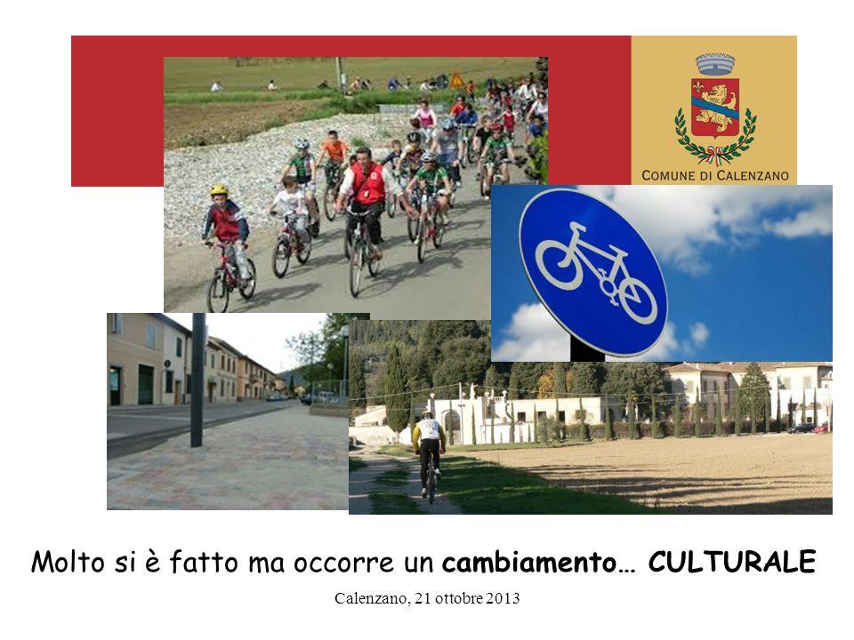 Calenzano, 21 ottobre 2013 1.450 milioni 1.748 milioni 2012 auto e bici vendute in Italia