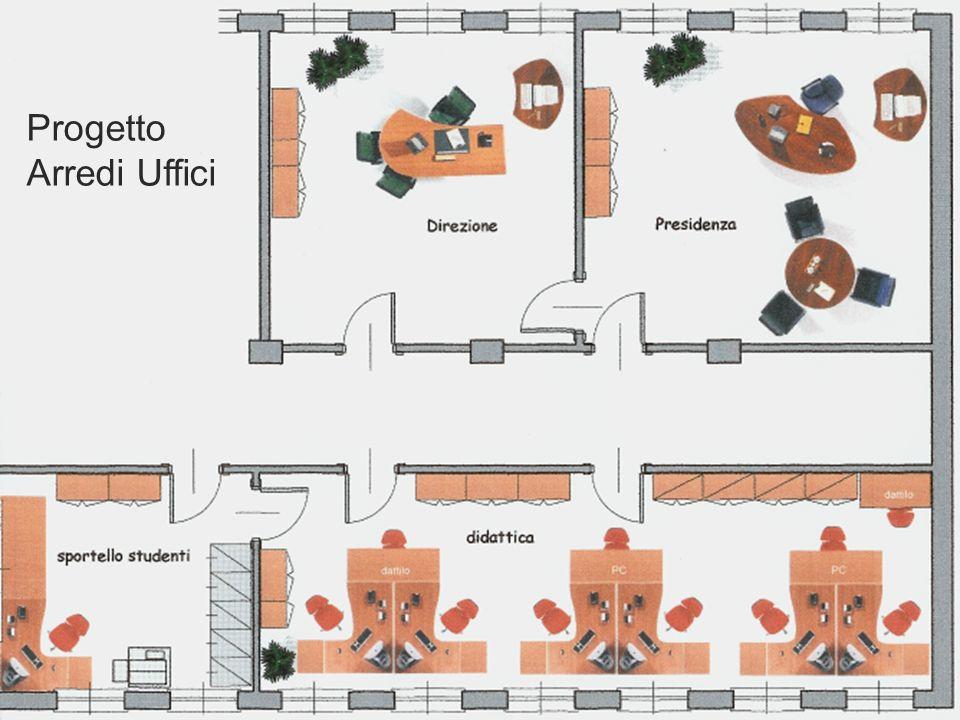 Progetto Arredi Uffici