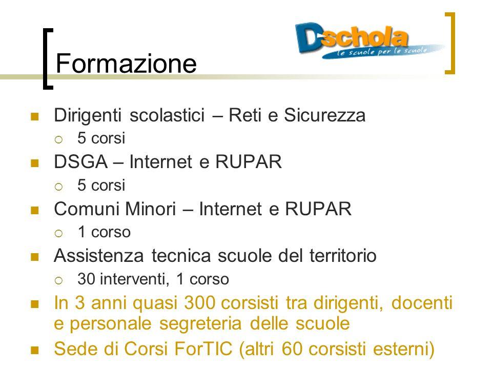 Collaborazioni Seminari Sulle TLC Ultravisione 3D (fond.
