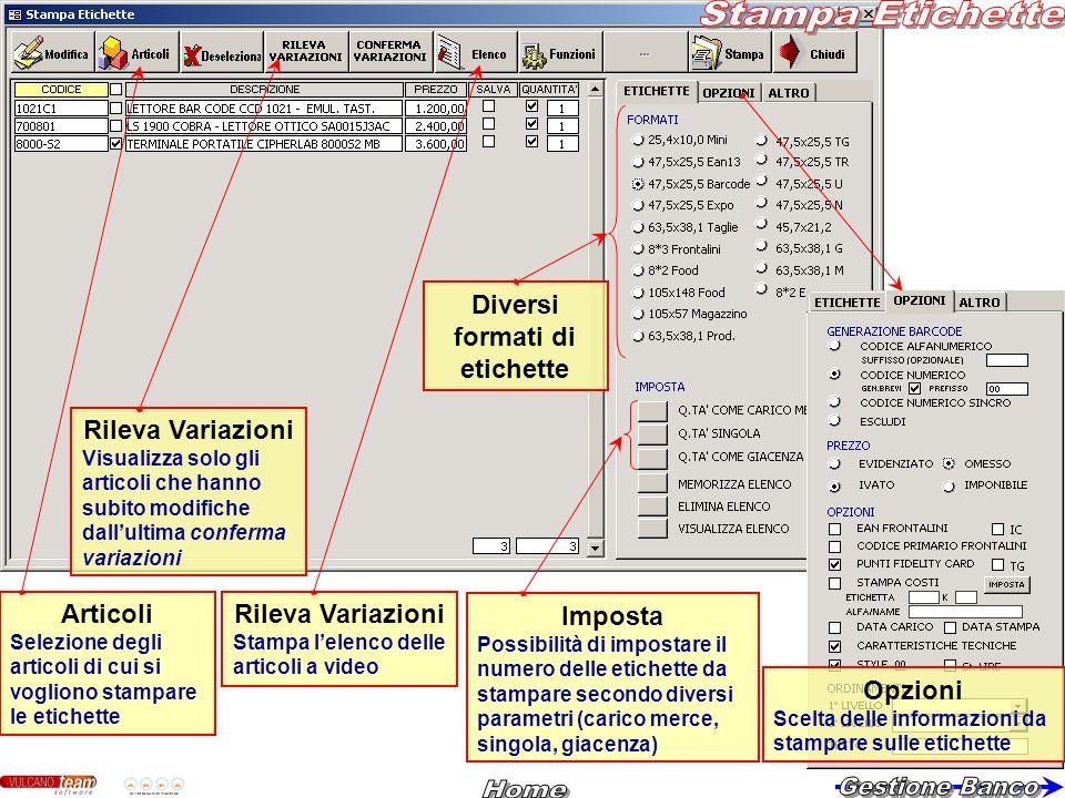 Trasferimenti Si selezionano i dati da inviare/ricevere (anagrafiche, movimenti, configurazioni) Opzioni Si seleziona la gestione dei dati (archiviazione, ricalcolo saldi dopo importazione, Mail FTP, etc) Parametri Configurazione delle modalità di trasferimento dati SQL Server Net Sincro è stato creato anche per funzionare con SQL Server per la storicizzazione dei movimenti Menù Pannello di utilizzo per la gestione del NetSincro (trasferimenti, configurazioni) e per la gestione dei dati gestiti dal NetSincro