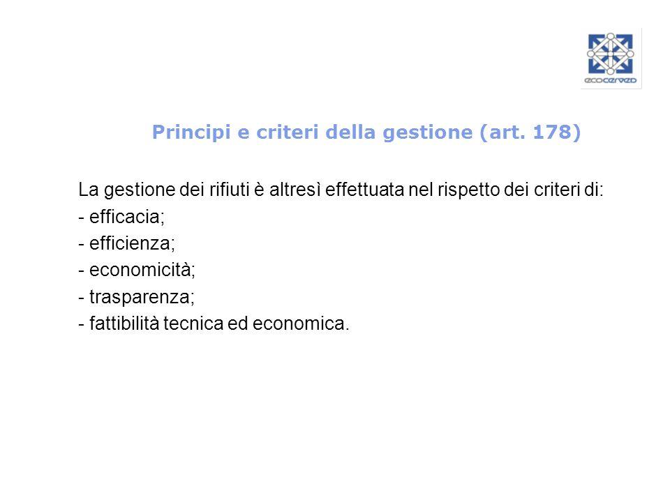 Iscrizione obbligatoria al SISTRI (art.