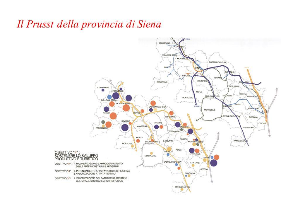 Il Prusst della provincia di Siena