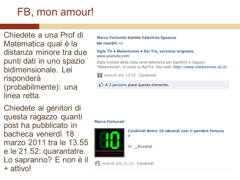 FB, mon amour.