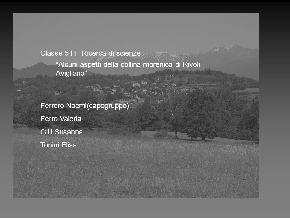 FONTI BIBLIOGRAFICHE Baggio P., Giardino M., Mercalli L.