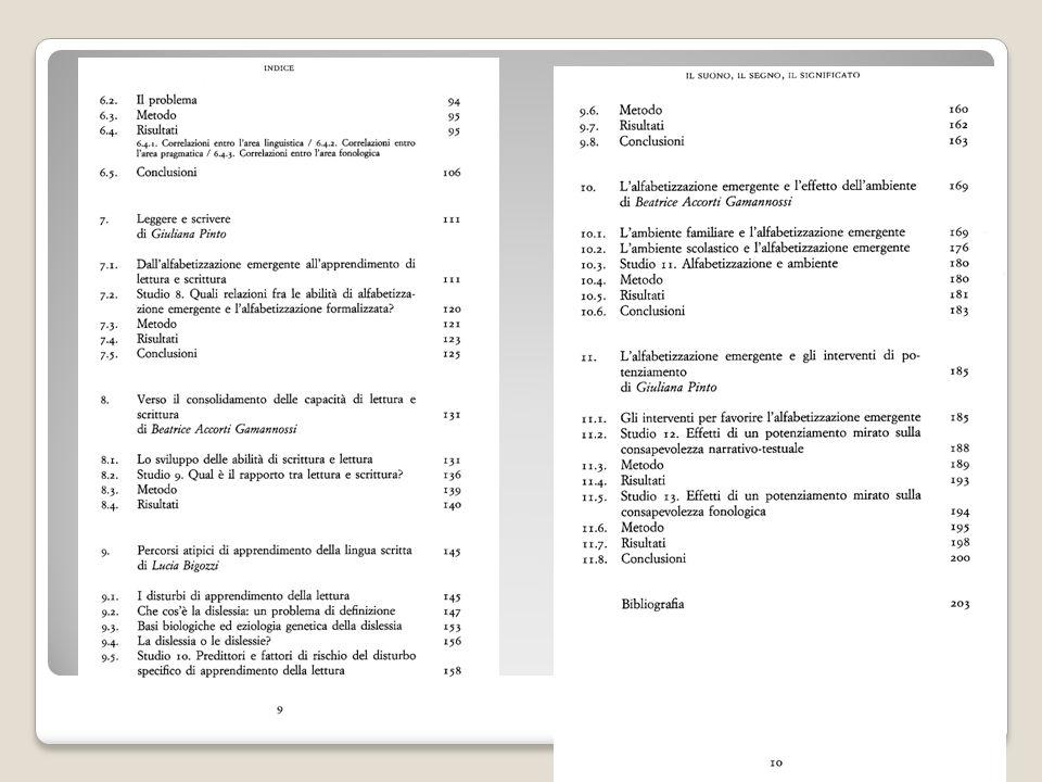 Un testo a scelta tra: Boscolo P.