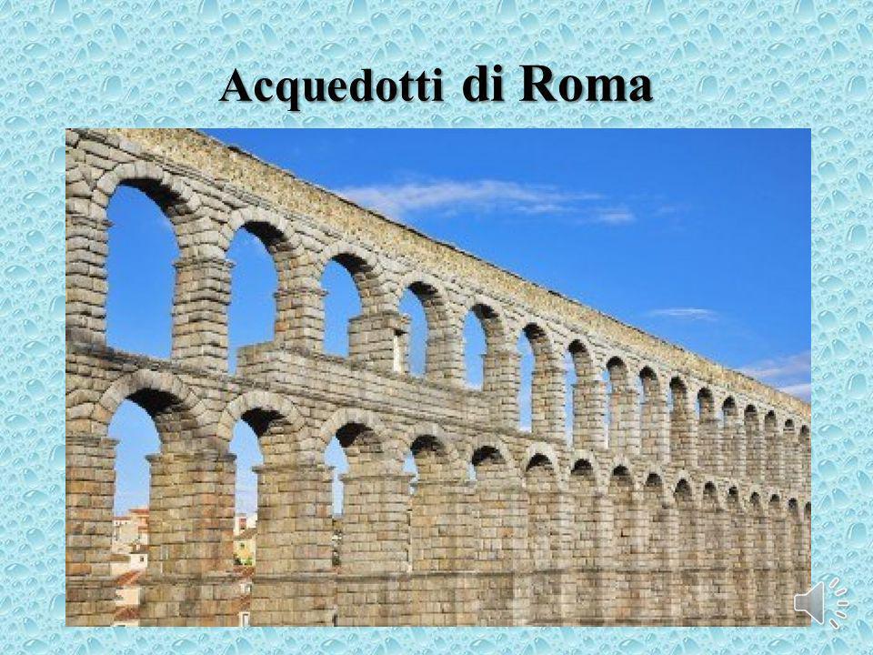 Acquedotti di Roma