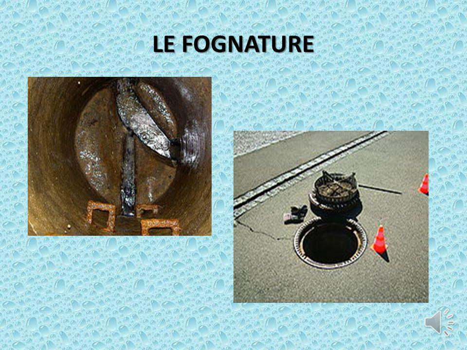 LE FOGNATURE