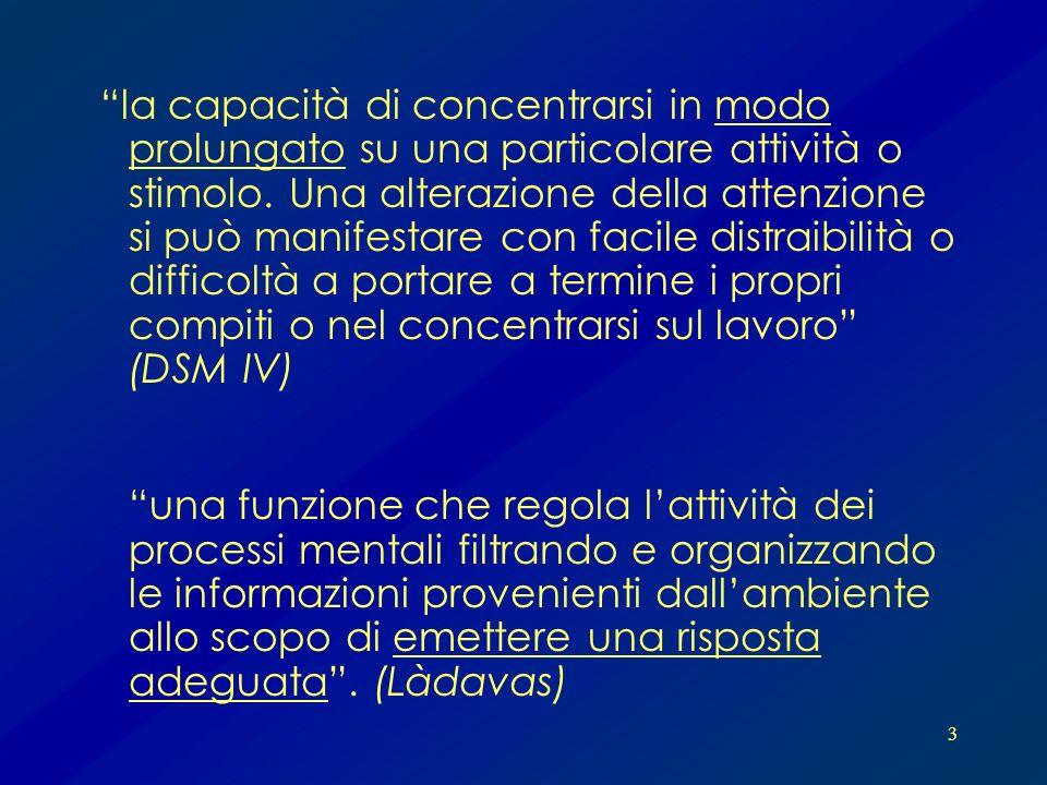 14 Aree di intervento Organizzazione degli ambienti e della didattica Intervento individuale sul bambino Sensibilizzazione dei compagni Dialogo con i genitori e con i servizi territoriali