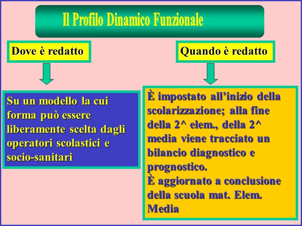 La descrizione funzionale dellalunno in relazione alle difficoltà che dimostra di incontrare Lanalisi dello sviluppo potenziale della.