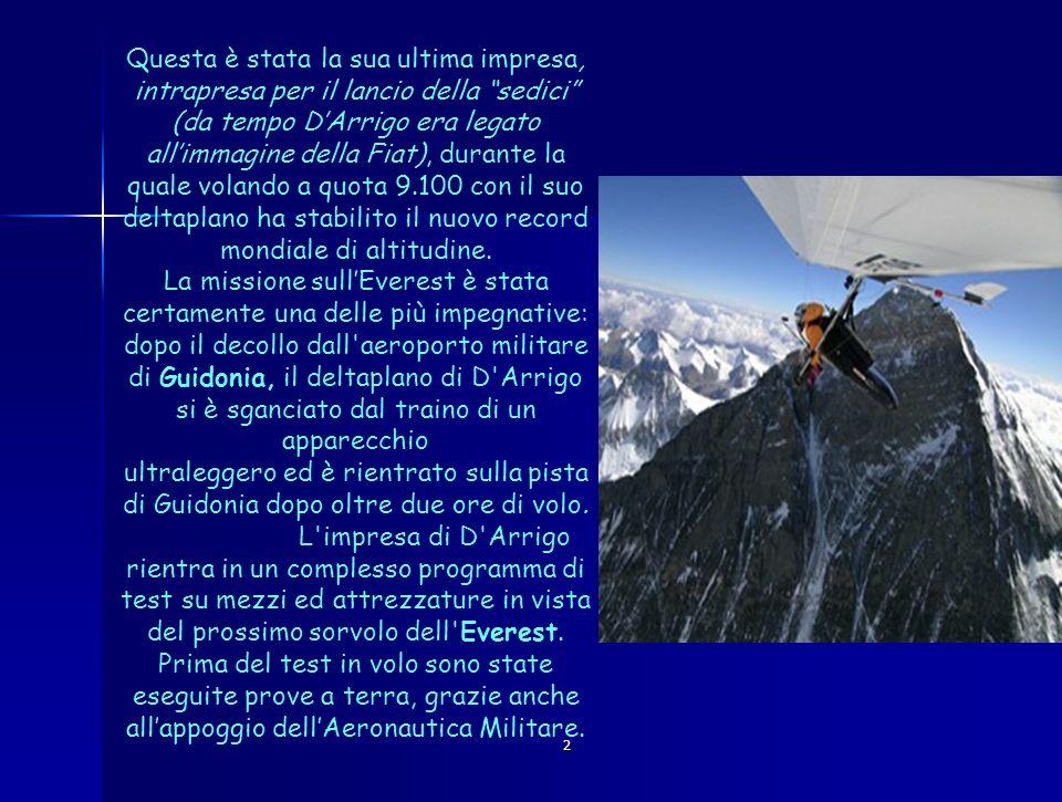 2 A bordo di quell aereo c erano due tra i migliori piloti italiani .