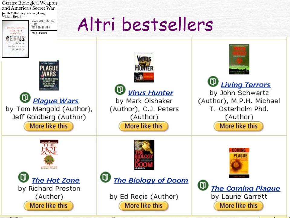 P. Urbano per il Master in Medicina NBC – 2011 Altri bestsellers