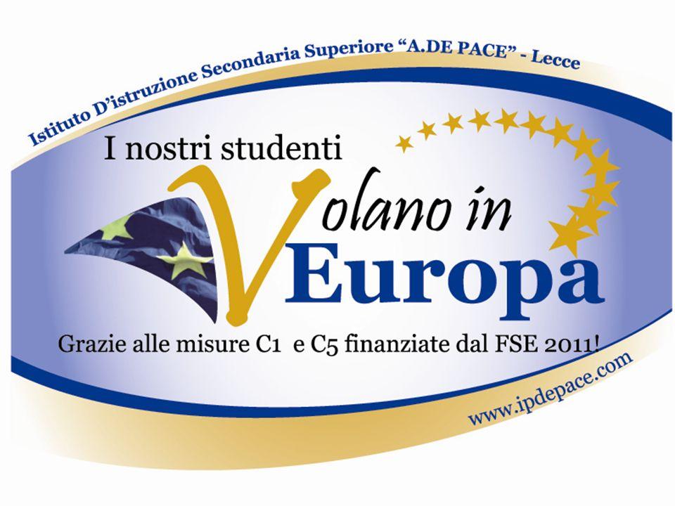 TRACCIA IL TUO FUTURO… ANCHE IN EUROPA Skills for Jobs in Europe Skills for Jobs in Europe Unesperienza di Alternanza in continuità con il mondo del l