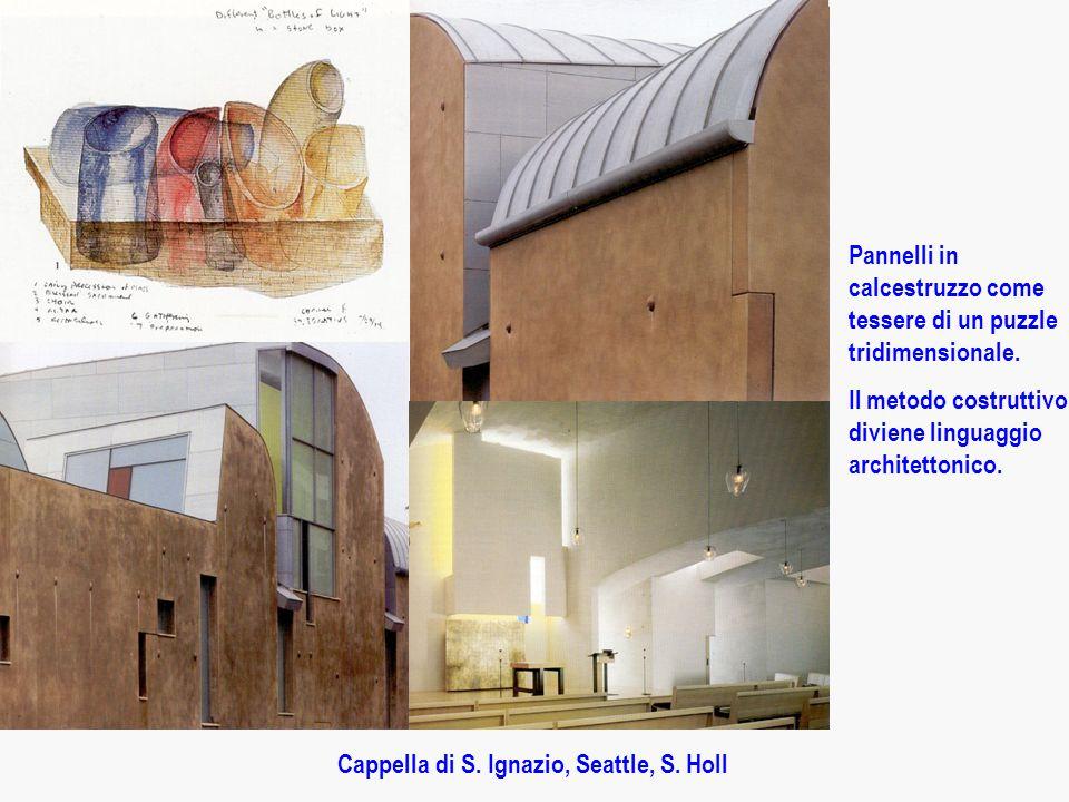 Cappella di S.Ignazio, Seattle, S.