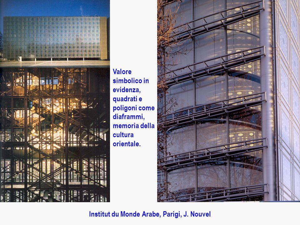 Institut du Monde Arabe, Parigi, J.