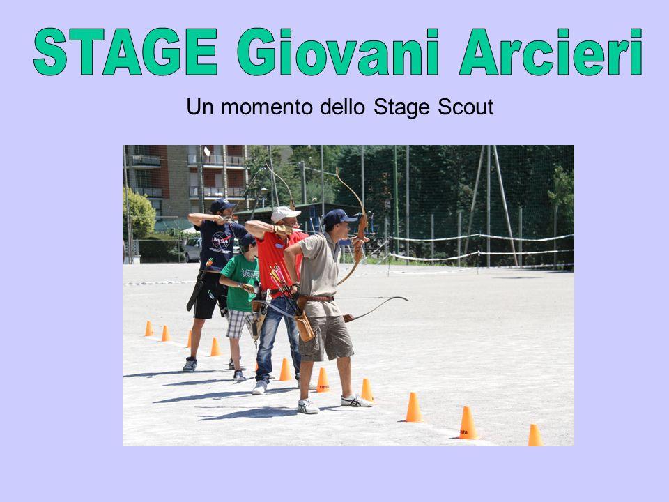 Un momento dello Stage Scout
