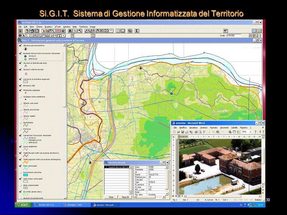 Ing.A Bondesan - Consorzio Generale 29 Si. G. I. T.