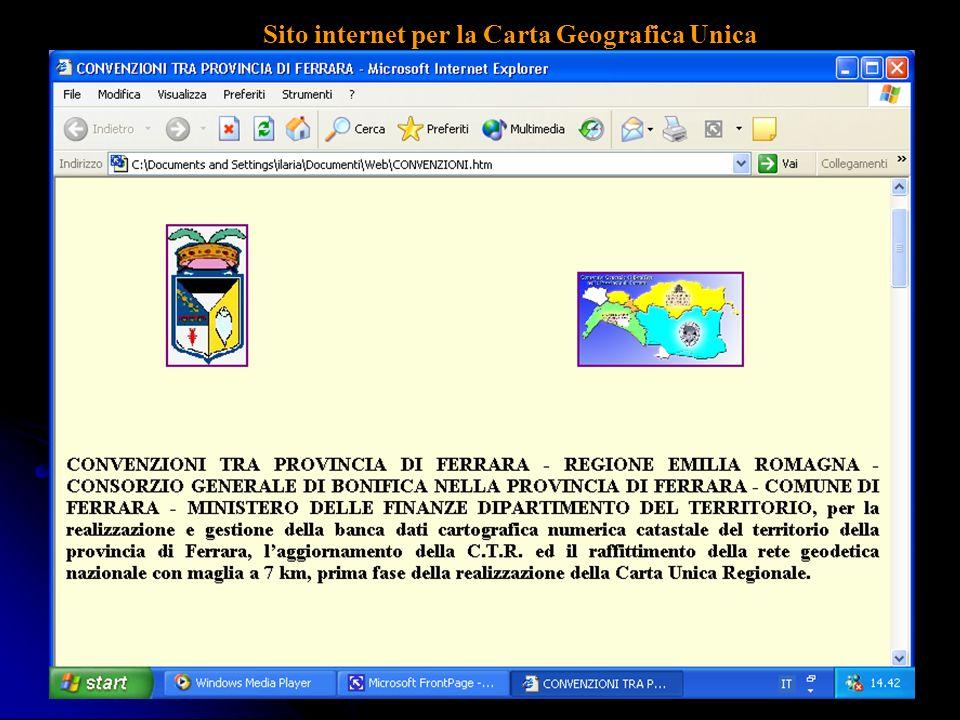 Ing. A Bondesan - Consorzio Generale30 Si.G.I.T. Sistema di Gestione Informatizzata del Territorio