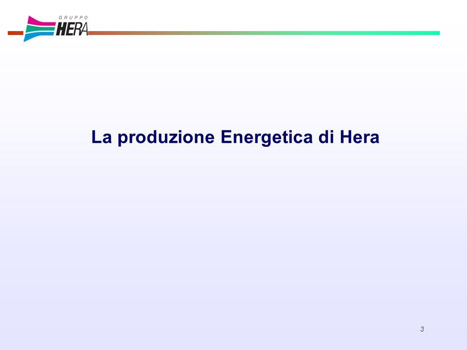 3 La produzione Energetica di Hera