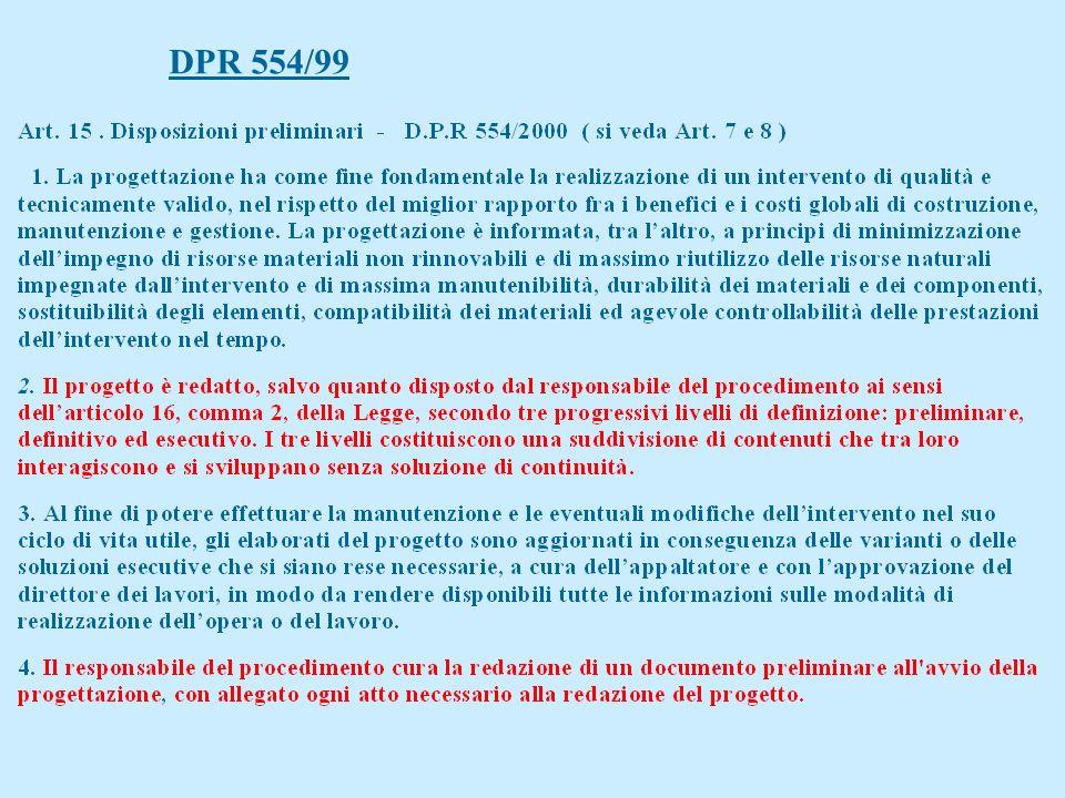 RuP come Project manager dellintervento Strutture semplici Strutture complesse composte da : Direzioni, Settori,Servizi, Uffici