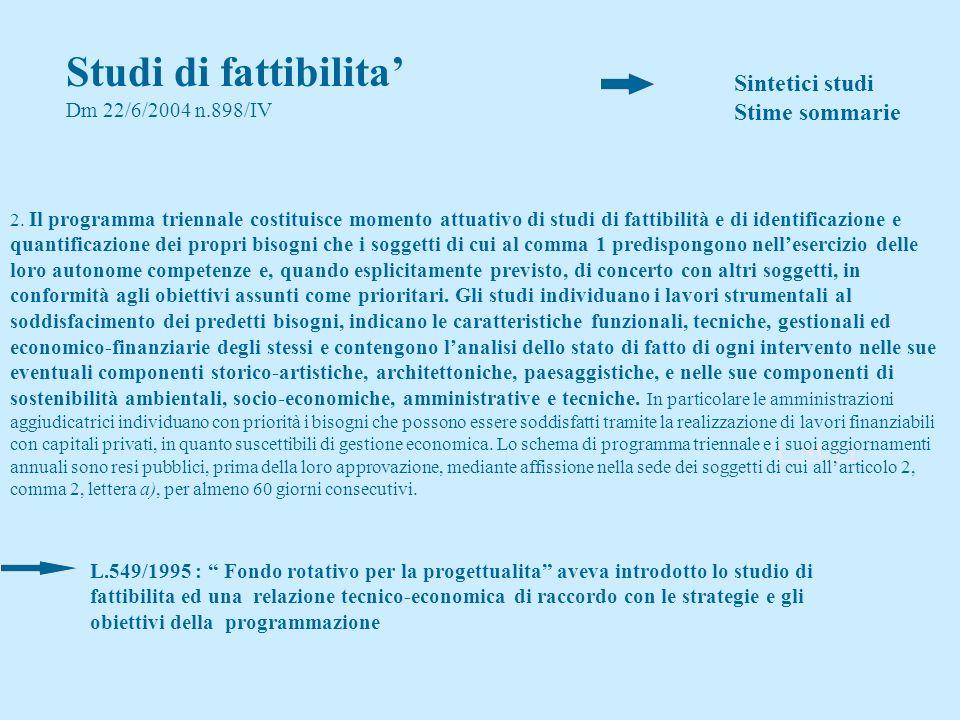 ART. 14 Programmazione dei lavori pubblici 1. Lattività di realizzazione dei lavori di cui alla presente legge si svolge sulla base di un programma tr