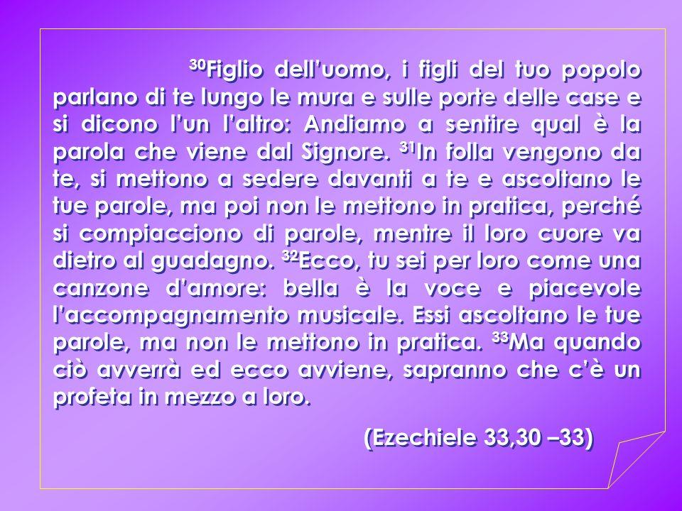 Preghiamo con Gv 1,6-8; 19-28 Signore, Giovanni sa bene dove comincia e dove finisce la sua missione, il suo ruolo.