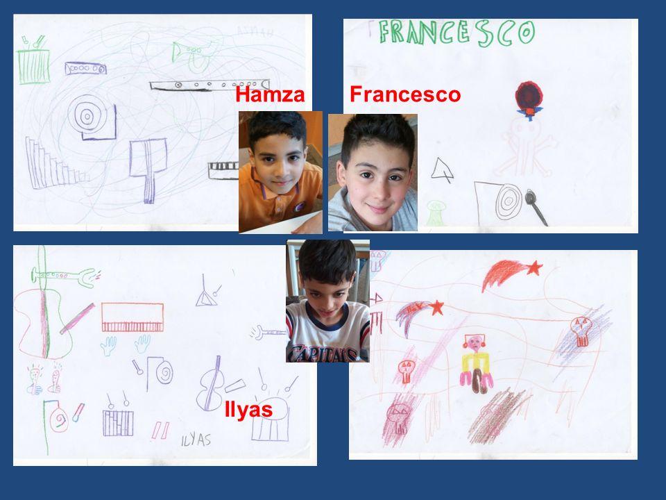Hamza Francesco Ilyas
