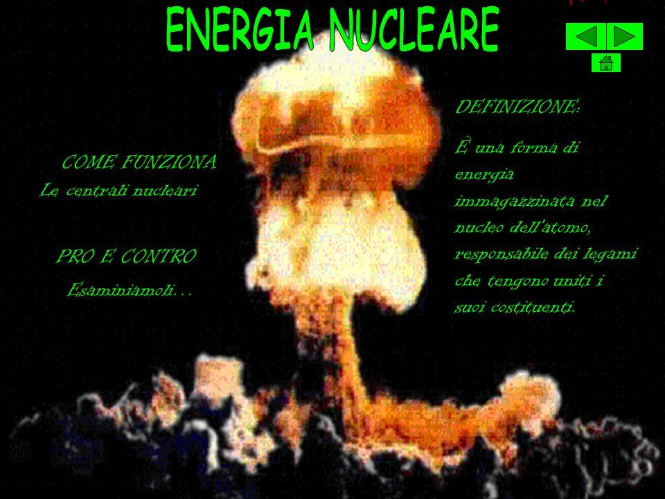È unenergia pulita e inesauribile È unenergia che non inquina o contamina La potenza dei raggi solari di un anno, rappresenta 5 - 10 volte quella dei