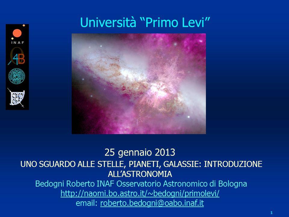 2 Il materiale di questa presentazione è stato tratto da: IperAstro un ipertesto di astronomia L Ipertesto è prenotabile c/o la rivista COELUM