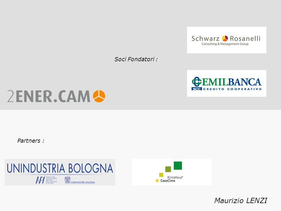 Agenda / Inhalt Partners : Soci Fondatori : Maurizio LENZI