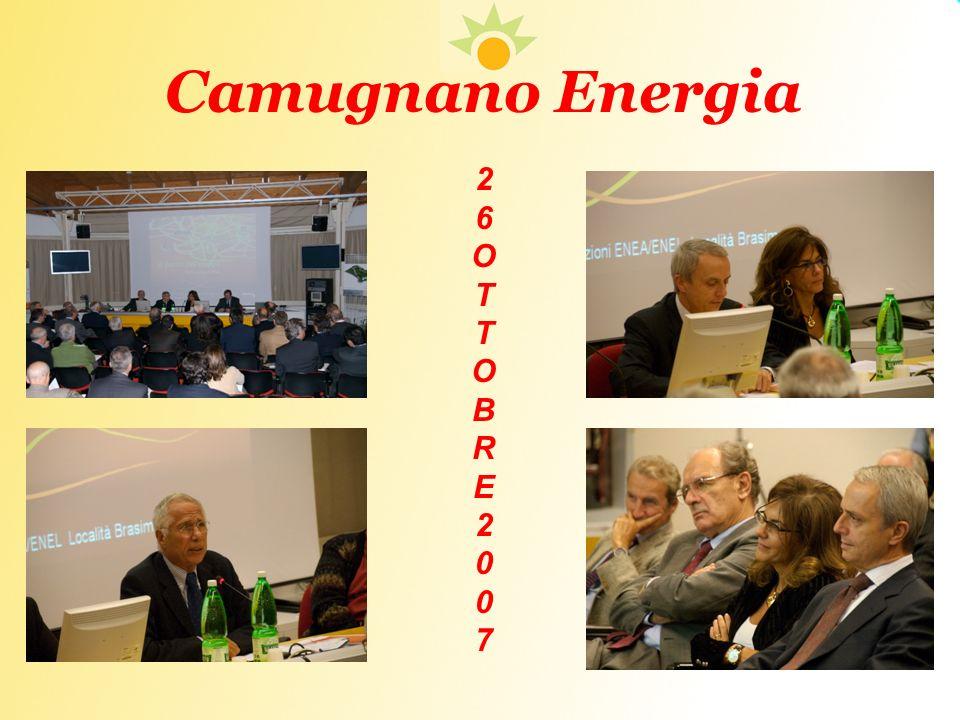 Camugnano Energia 26OTTOBRE200726OTTOBRE2007