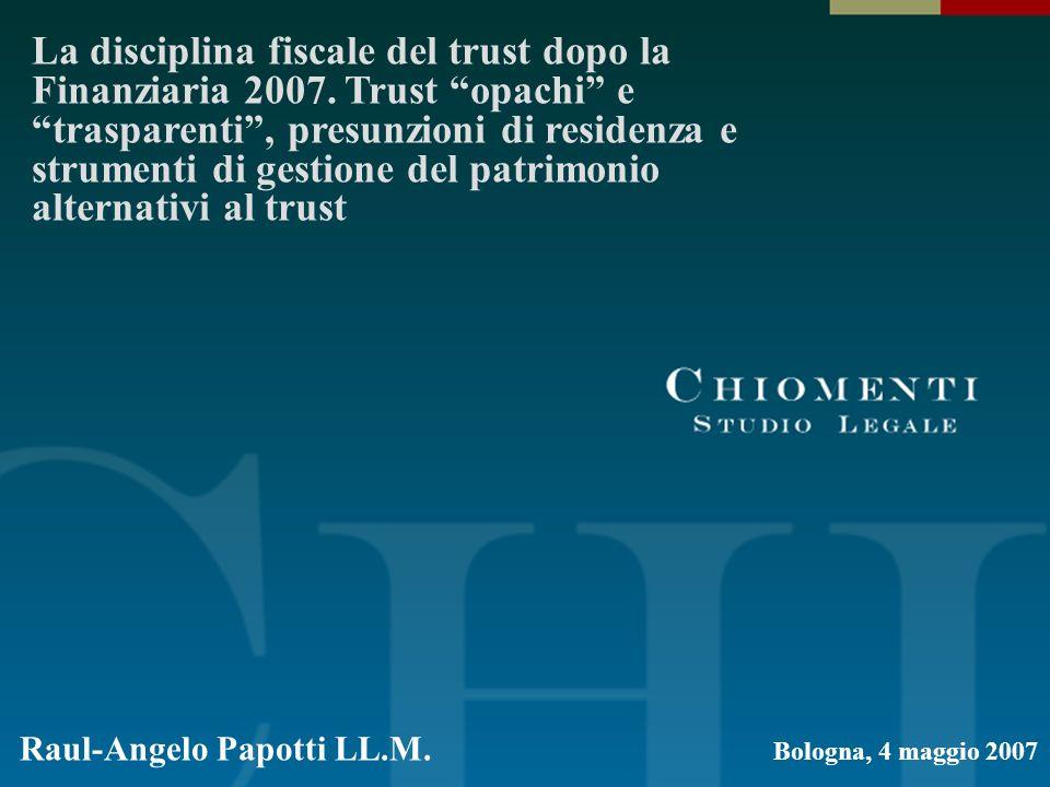 1 Raul-Angelo Papotti LL.M.