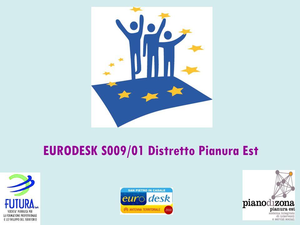 EURODESK S009/01 Distretto Pianura Est