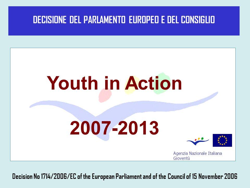 Libro Bianco della Commissione Europea Un Nuovo Impulso alla Gioventù (2001) Giovani al Centro del dibattito Europeo sullo Sviluppo dellEuropa dal punto di vista Sociale Economico e Culturale