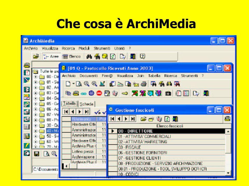 Che cosa è ArchiMedia