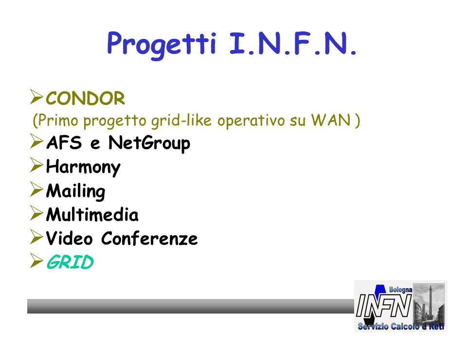 Sistemi Operativi Unix: Linux (RedHat) Digital, HP, Sun Windows: 2000, XP MAC OS: 9.x., 10