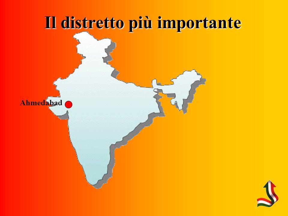 Il distretto più importante Ahmedabad