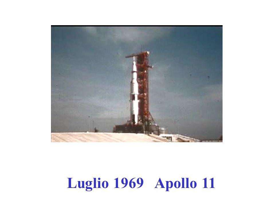 Luglio 1969 Apollo 11