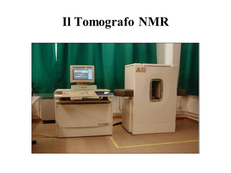 Il Tomografo NMR