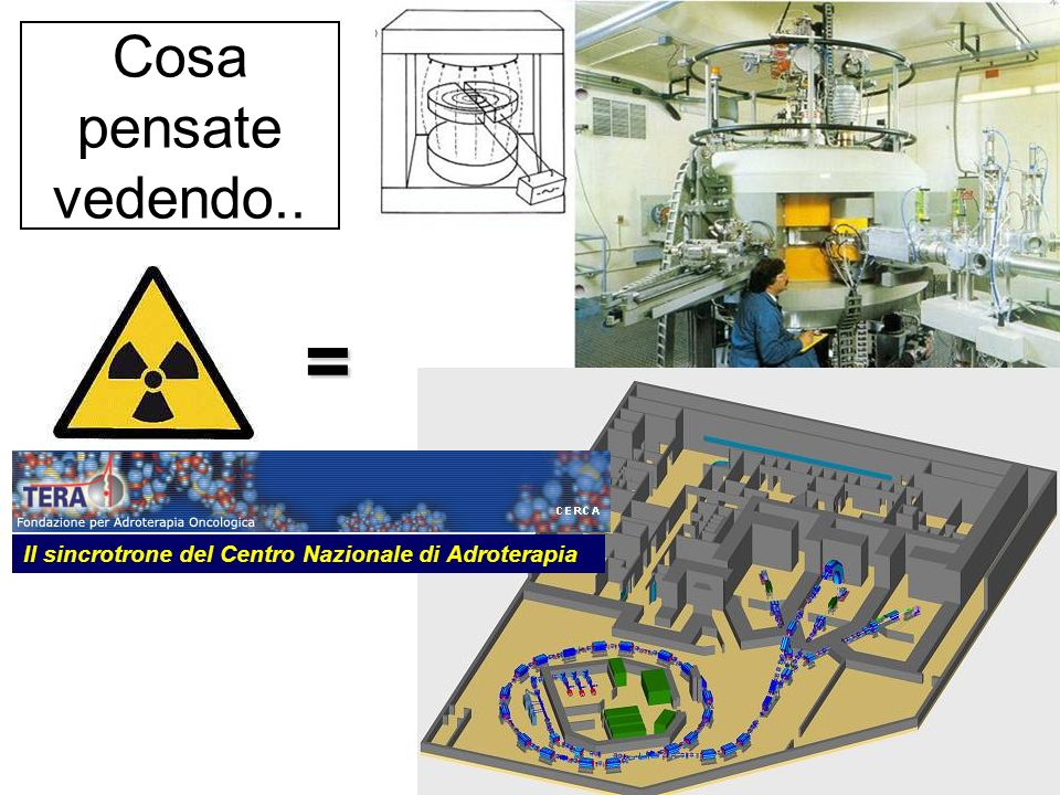 MACRO: Esperimento sotto terra (LNGS)