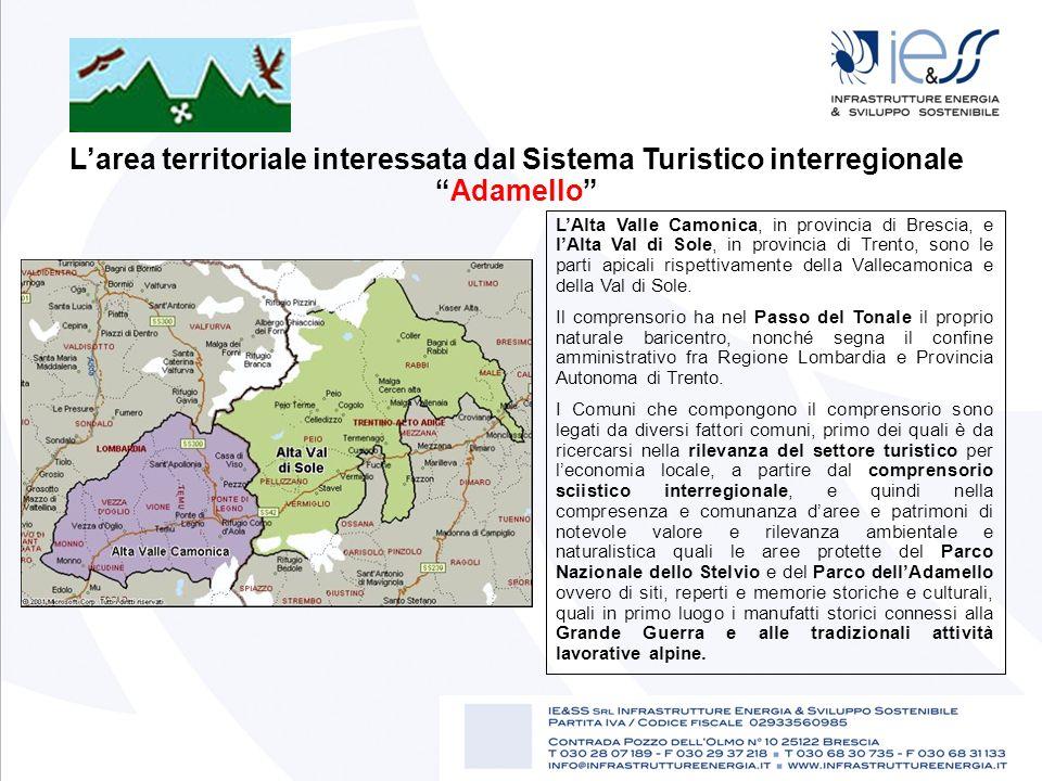 LAlta Valle Camonica, in provincia di Brescia, e lAlta Val di Sole, in provincia di Trento, sono le parti apicali rispettivamente della Vallecamonica