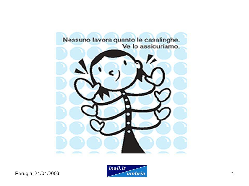 Perugia, 21/01/20031