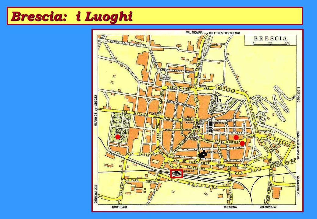 Brescia: i Luoghi